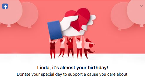 Donate your birthday love to your favorite nonprofit community think about how much money you spend on a birthday gift for a friend maybe twenty fifty dollars or more now imagine if a friend asked that instead of negle Choice Image