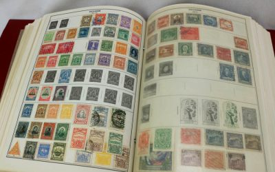 Huge Collection of 16,800+ Stamps for Sale at the Portland Estate Store!