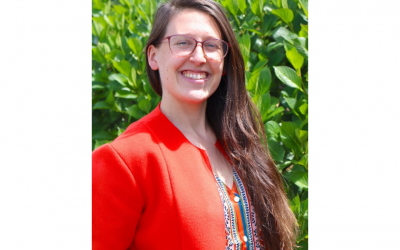 A warm welcome to our Executive Director— Anna Kurnizki!